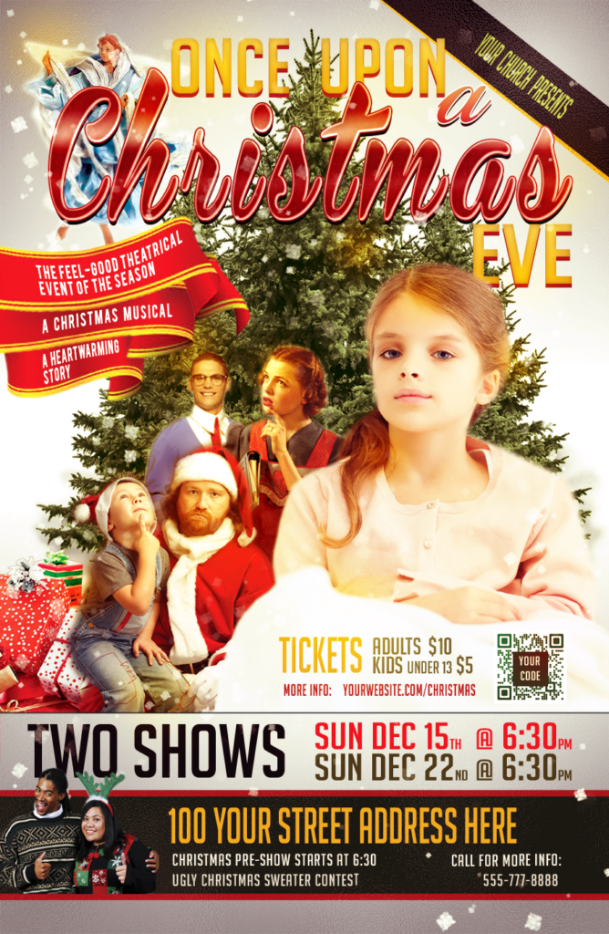 synopsis - Christmas Plays For Adults